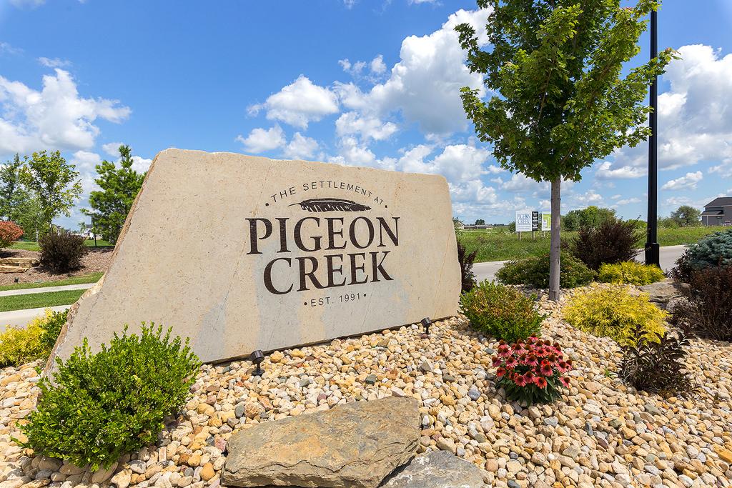 Settlement at Pigeon Creek